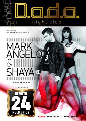 Mark Angelo & Shaya