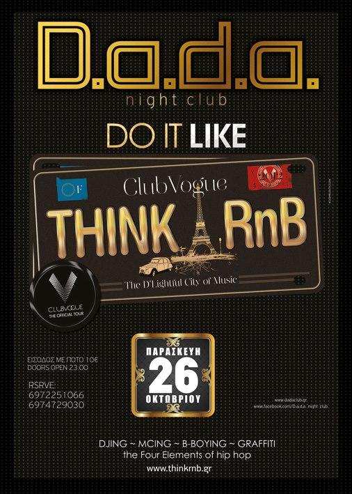 Think RnB