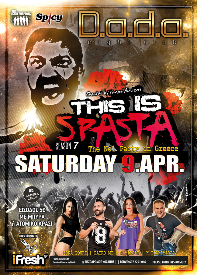This is Spasta